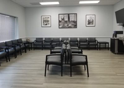 Surgery Center Services of America ASC Waiting Area