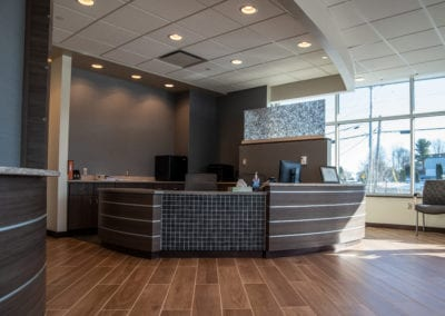 High Desert Eye Surgery Center Reception